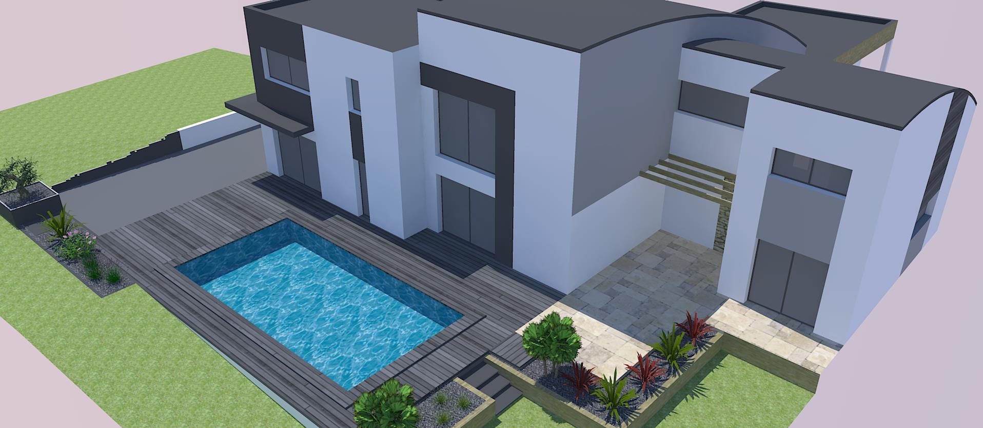 etude et conception pascal morice paysage. Black Bedroom Furniture Sets. Home Design Ideas